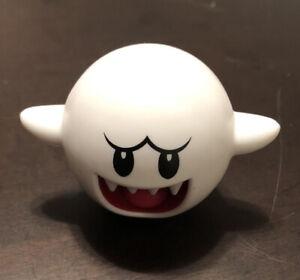 "RARE 2013 K'Nex KNEX Nintendo Super Mario Bros Big Boo Ghost Plastic Figure 2.5"""