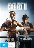 Creed II 2 : NEW DVD