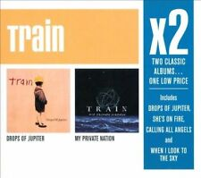 Train, X2 (Drops Of Jupiter/ My Private Nation), New