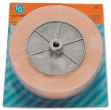 Tampone in spugna per lucidare a cera o con paste metallo legno PG art.339.60