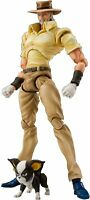 JoJo's Bizarre Adventure Super Action Statue Figure 3rd part Joseph Joestar