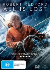 All Is Lost (DVD, 2014)