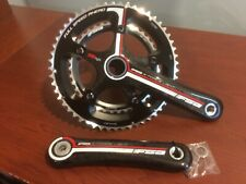 FSA K-Force Light Carbon 130 BCD crankset 53/39T, 172.5mm crank arms BBRight NEW