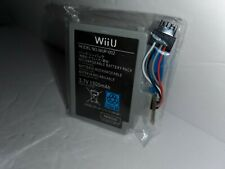 NEW 3.7V 1500 mAh 002  Rechargeable Battery Pack for Nintendo Wii U Gamepad  L1