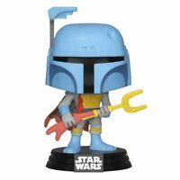 Star Wars - Animated Boba Fett 305 Funko Pop VinylNew in Miint Box