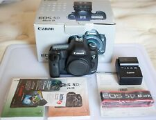 """New listing Canon Eos 5D Mark Iii Mint Only """"7643"""" Actuations On The Shutter Complete In Box"""
