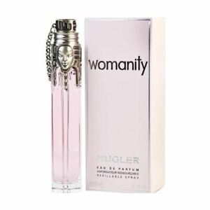 Thierry Mugler Womanity Eau de Parfum 80ml Spray