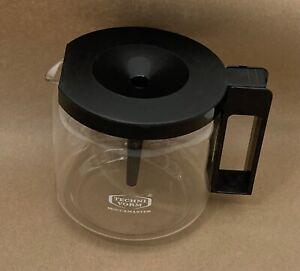 Technivorm Moccamaster 89830 1.25L Glass Carafe, for for KBG, Brewers