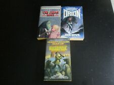 A Collection of 3 Classic SF Books  -  1980's  Paperbacks
