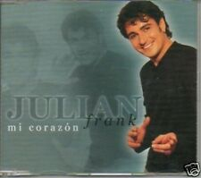 (356F) Julian Frank, Mi Corazon - CD