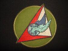 US Air Force 7th COMMAND & CONTROL SQUADRON Vietnam War Patch