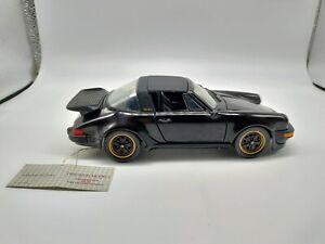 Franklin Mint 1988 Porsche 911 Carrera 1/24 Scale Die Cast