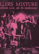 THE MILLERS olv AB DE MOLENAAR millers mixture DUTCH JAZZ DELTA EX
