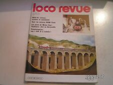 **j Loco Revue n°450 CNIT 83 / BB 300 Roco / OCEM Tram / Courbes et flèches