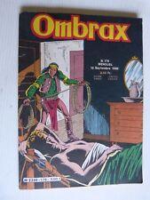 petit format : OMBRAX n° 176 de septembre 1980