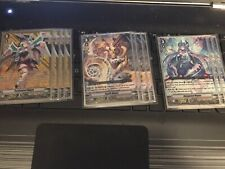 Cardfight vanguard oracle Think Tank standard Magus deck