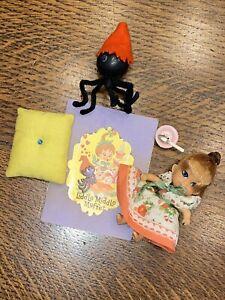 1967 Mattel Liddle Middle Muffet Liddle Kiddles Storybook Doll! Vintage 60's!