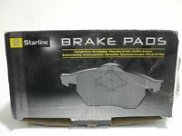 Set 4 Pills Front Brake Pads Set 4 Front Avensis