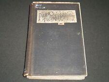 1916 PARK'S FLORAL MAGAZINE BOUND VOLUME - NICE ILLUSTRATIONS & ADS - KD 726K