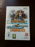 Nintendo Wii Family Trainer - extreme challenge Game  **TESTED**