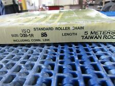 Tyco Roller Chain 5 Meter Size 06B-1R Stainless Steel