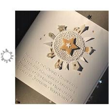 Ritter Klettern Metall Stanzformen Scrapbooking Craft Dies Album Stencils U7S0