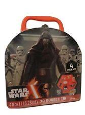 Star Wars 3D bubble tin gift set