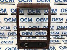 04 05 06 07 08 FORD F150 F-150 dash radio climate control bezel trim wood OEM