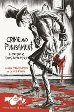 Penguin Classics Deluxe Edition Ser.: Crime and Punishment by Fyodor...