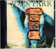 "JOHN PARR "" MAN WITH A VISION "" CD NUOVO"