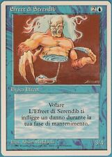 Serendib Efreet (WB) Revised (ITALIAN) NM Blue Rare CARD (105370) ABUGames