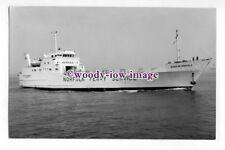 pf4406 - Norfolk Line Ferry - Duke of Norfolk , built 1972 - photograph