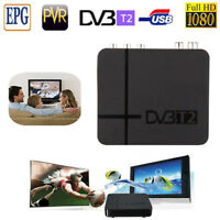 HD 1080P DVB-T2 K2 STB MPEG4 DVB-T2 K2 Receiver TV Box With Remote Controller RA