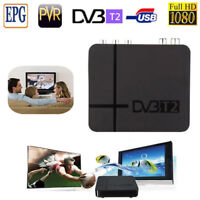 HD 1080P DVB-T2 K2 STB MPEG4 DVB-T2 K2 Receiver TV Box With Remote Controlle WZ