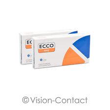 Ecco Easy T / Toric 2 x 6 torische Kontaktlinsen Monatslinsen von MPG&E