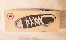 Vintage 1970s Converse Shoe Box Only All Star High Tops Black M9160 Mens 8 1/2