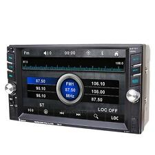 "6.6"" Double 2 Din Car In-Dash Stereo Radio MP5 Player Bluetooth USB/SD/FM iPod"