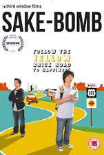 SAKE BOMB - DVD - REGION 2 UK
