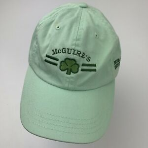 McGuire's Pensacola Destin Florida Adjustable Adult Ball Cap Hat