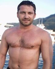 8X10 inch GERARD BUTLER GLOSSY PHOTO photograph picture hot sexy cute #2