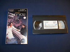 Only You (VHS, 1995, Closed Captioned)