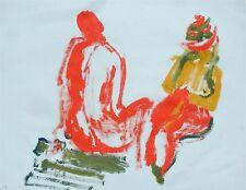 Mary Cane Robinson Nude Study