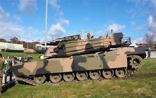 TORRO RC Panzer 1:16 Abrams M1A1, 2,4 GHz, Metallketten, Malzburg-Edition