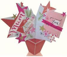 HALLMARK MUM POP UP CHRISTMAS CARD NEW GIFT