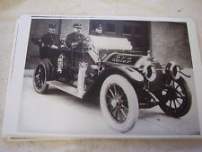 1912 KNOX FIRETRUCK SPRINGFIELD MA. FIRE DEPT 11 X 17  PHOTO   PICTURE