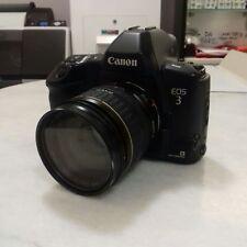 Fotocamera analogica Canon EOS 3 24-85 f/3.5-4.5 USM usata