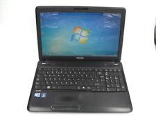 Notebook e portatili Toshiba SO Windows 7 con hard disk da 500GB