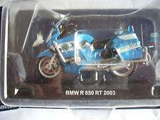 MOTO BMW R 850 RT 2003 POLIZIA  SCALA 124