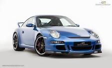 Porsche 911 GT3 Clubsport // PTS Estoril Blue // Full OPC // 1 previous Owner