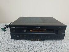 Yamaha RX V620 5.1 Channel 260 Watt Natural Sound AV Receiver Black